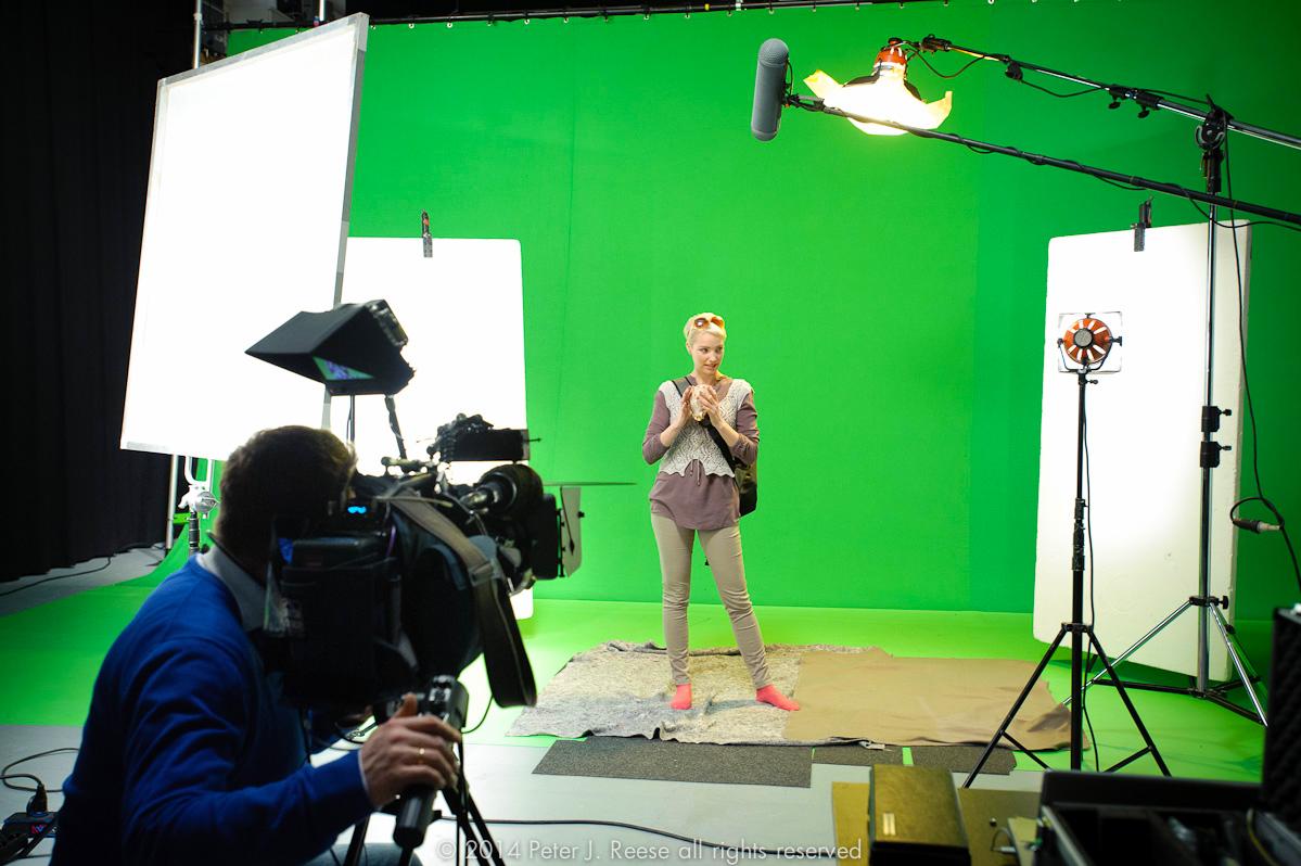Greenscreen studio Groningen